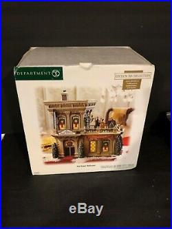 (1) Dpt 56 Heritage Village Christmas In The City The Regal Ballroom #799942