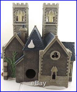 CATHEDRAL CHURCH OF ST MARK Christmas in the City Department 56 Ltd Edition