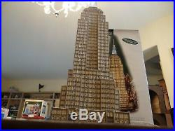 DEPARTMENT 56 59207 EMPIRE STATE BUILDING CHRISTMAS IN THE CITY (Bldg 12)