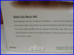 DEPARTMENT 56 radio city music hall lighted 5650824