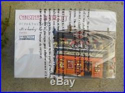 DEPT 56 CHRISTMAS IN THE CITY OTTO'S HARLEY TAVERN NIB Still Sealed