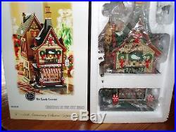 DEPT 56 Christmas In The City THE CANDY COUNTER NIB Still Sealed
