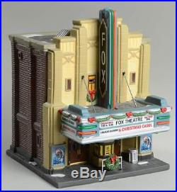 Department 56 CHRISTMAS IN THE CITY The Fox Theatre 9454832