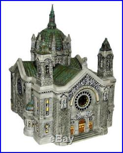 Department 56 Cathedral Of Saint Paul NEW IN BOX