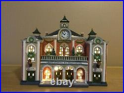 Department 56 Christmas In The City Grand Central Railway Station #58881