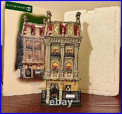 Department 56 Christmas In The City Harrison House Retired Dept 56 CIC