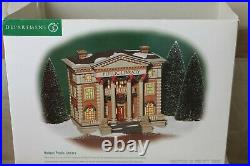 Department 56 Christmas In The City Hudson Public Library