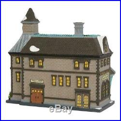 Department 56 Christmas In The City New 2019 LINCOLN STATION 6003056 Dept Train