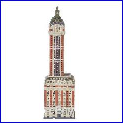 Department 56 Christmas In The City Village New 2018 THE SINGER BUILDING 6000569