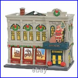 Department 56 Christmas in The City Davidson's Department Store (6003057)
