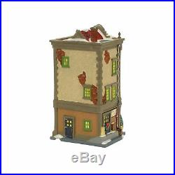 Department 56 Christmas in The City Sal's Pizza and Pasta Village Lit Buildin