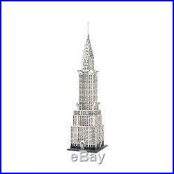 Department 56 Christmas in The City Village The Chrysler Building Lit House