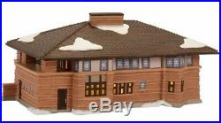Department 56 Christmas in the City FLW Heurtley House Lighted Building 4054987