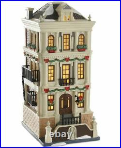 Department 56 Christmas in the City Holiday Brownstone #4050913 New