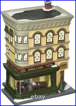 Department 56 Christmas in the City Nighthawks Lit House 4050911 New Retired