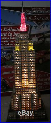Department 56 Empire State Building Used Tested and it works