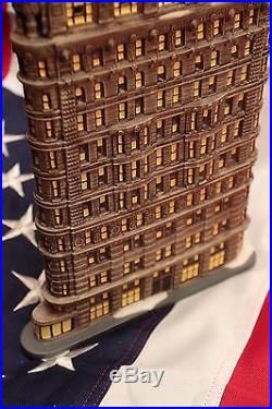 Department 56 Flatiron Building #59260 Christmas In The City