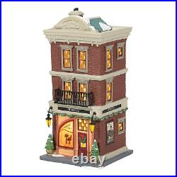 Department 56 JT Hat Co. 6005381 Dept 2020 Christmas in the City