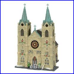 Department 56 St. Thomas Cathedral 6003054 2019 Christmas in the City Church