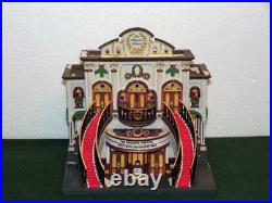 Department 56 The Majestic Theater Christmas in the City Limited Edition