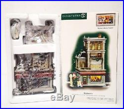 Department 56 WOOLWORTHS 59249 Retired Rare NEW Opened Box Christmas In the City