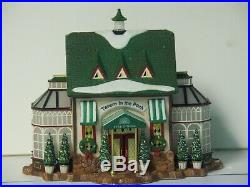 Department 56 christmas in the city retired tavern in the park restaurant