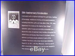 Dept 56 25th Yr Celebration Studio 1200 Second Avenue COMPLETE LIMITED ED. RARE