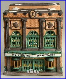 Dept 56 CHRISTMAS IN THE CITY PALACE THEATRE 810919