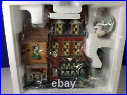 Dept 56 CIC Christmas in the City KATIE McCABE'S RESTAURANT & BOOKS 56.59208 New