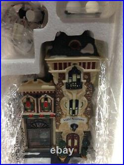 Dept 56 CIC Christmas in the City LIGHT NOUVEAU 56.59262 Brand New