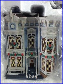 Dept 56 CIC Christmas in the City LOWRY HILL APARTMENTS 56.59236 New