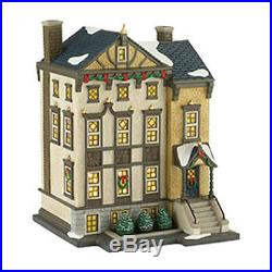 Dept 56 Christmas In The City 2013 7400 Beacon Hill