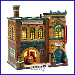 Dept 56 Christmas In The City 2014 The Brew House