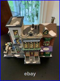 Dept. 56 Christmas In The City 5th Avenue Shoppes