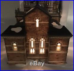 Dept. 56 Christmas In The City Central Synagogue Historical Landmark Series
