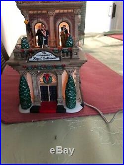 Dept 56 Christmas In The City Collectors Edition Ltd. The Regal Ballroom MIB