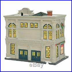 Dept 56 Christmas In The City Davidson's Department Store