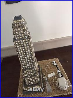 Dept 56 Christmas In The City Empire State Building