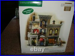Dept 56 Christmas In The City Jamison Art Center Limited Numbered Edition