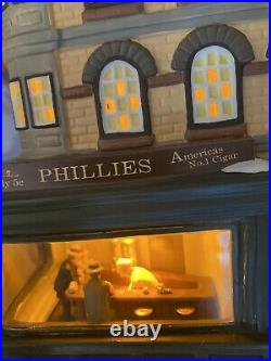 Dept 56 Christmas In The City NIGHTHAWKS # 4050911 Retired and rare