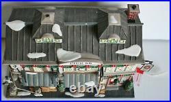 Dept 56 Christmas In The City Pier 56 East Harbor 56.59237 Htf Read