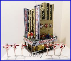 Dept. 56 Christmas In The City, Radio City Music Hall & Rockettes, #58924