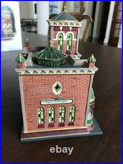 Dept 56 Christmas In The City Sterling Jewelers