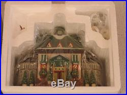 Dept. 56 Christmas In The City Tavern In The Park Restaurant Item 58928 NIB