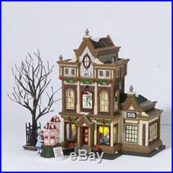 Dept 56 Christmas In The City Victoria's Doll House & Remote Control Starter Kit