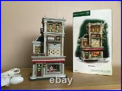 Dept. 56 Christmas In The City Woolworth's #59249 Rare