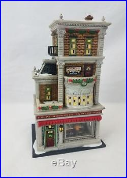 Dept 56 Christmas In The City Woolworths