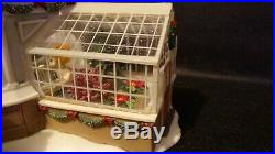 Dept 56 Christmas In the City Crystal Gardens Conservatory 59219 Retired