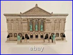 Dept 56 Christmas in the City Art Institute of Chicago, 56.59222, RARE