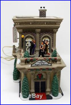 Dept 56 Christmas in the City CIC The Regal Ballroom #799942 Ltd Ed #3318 / 7000